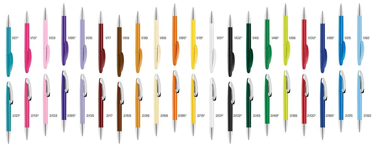 Kugelschreiber alle farben